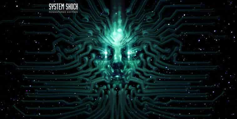system shock cover