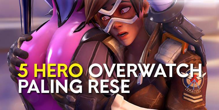 5 Hero Overwatch Paling Rese