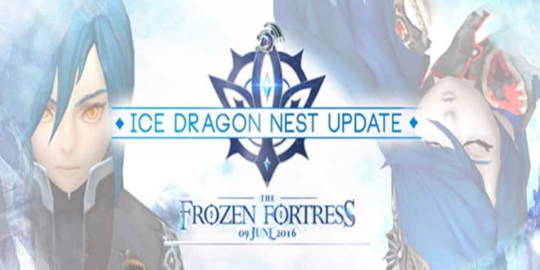 Dragon Nest - Dragon Ice Nest
