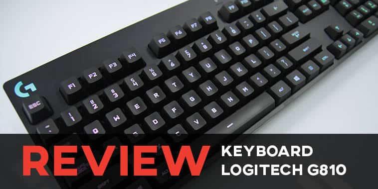 Logitech G810 Review