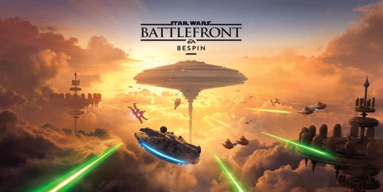 Star Wars Battlefront - Bespin DLC
