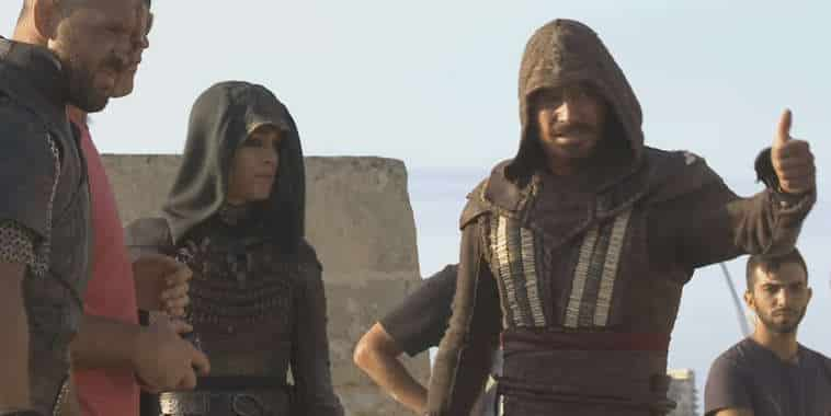 Assassin's Creed Behind the Scene