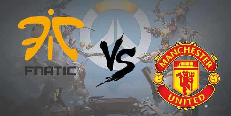 Fnatic vs Manchester United