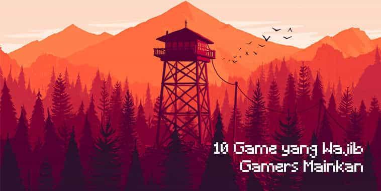 10 Indie Games yang Wajib Gamers Mainkan