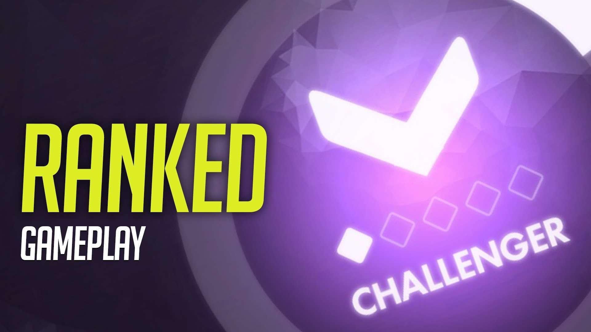 Overwatch - Ranked Gameplay