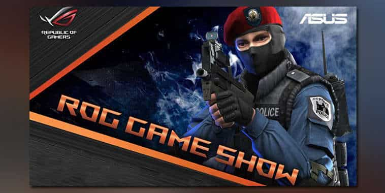 ROG Game Show - Point Blank