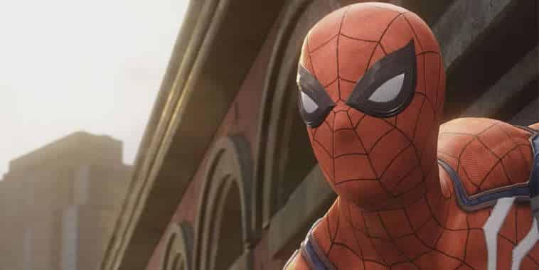 Spider-Man 2016