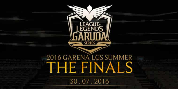 The Finals 2016 LGS Summer