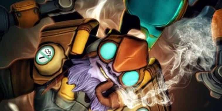 Kembalinya Tinker sebagai Meta