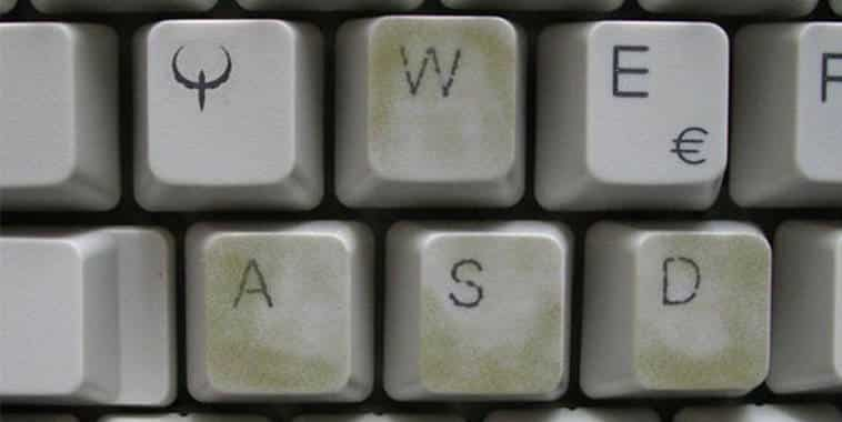W A S D Keys