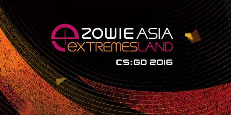 zowie asia extremesland cs go 2016
