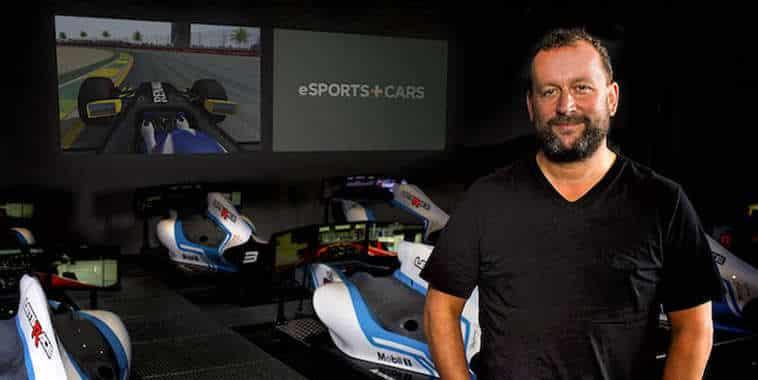 Darren Cox - eSPORT+CARS