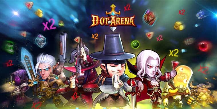 dot arena