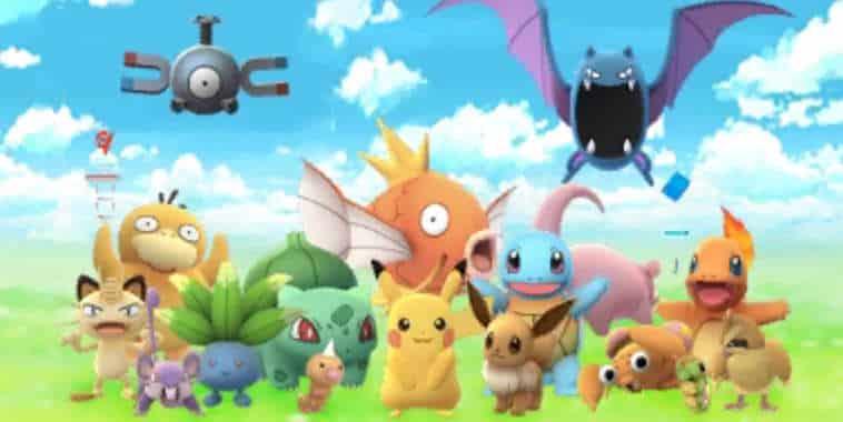 Pokemon GO (image credit: Engadget)
