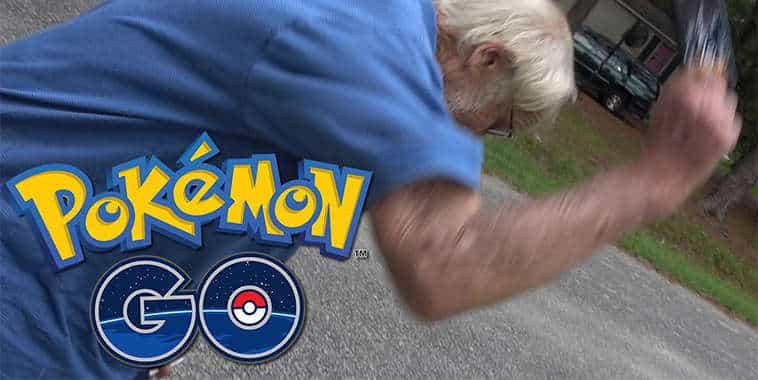 pokemon go madness