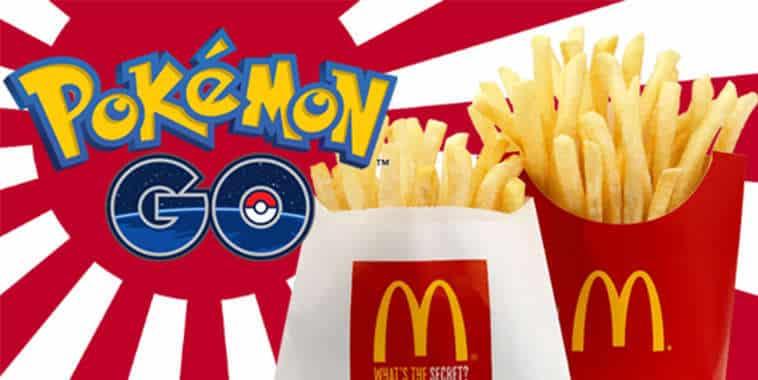 Pokemon GO - McDonald's