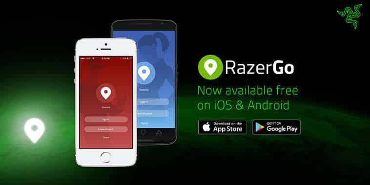 RazerGo for Pokemon GO