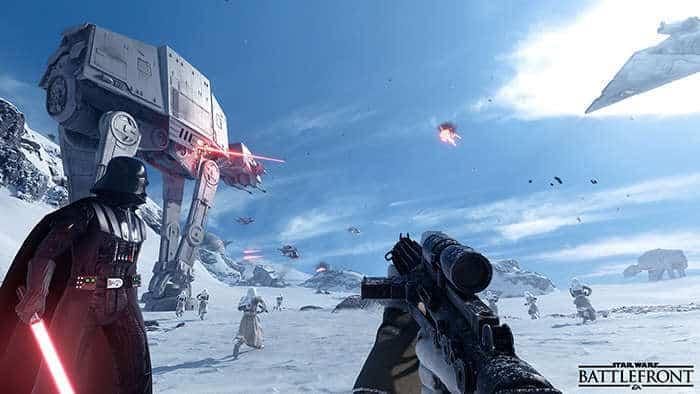 star wars battlefront update screen
