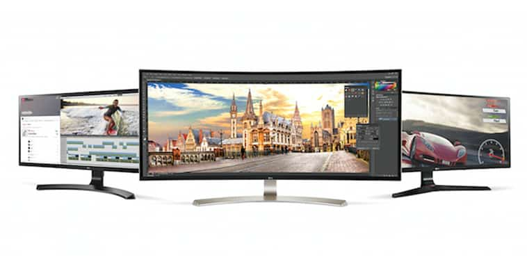 new ultra wide monitor lg