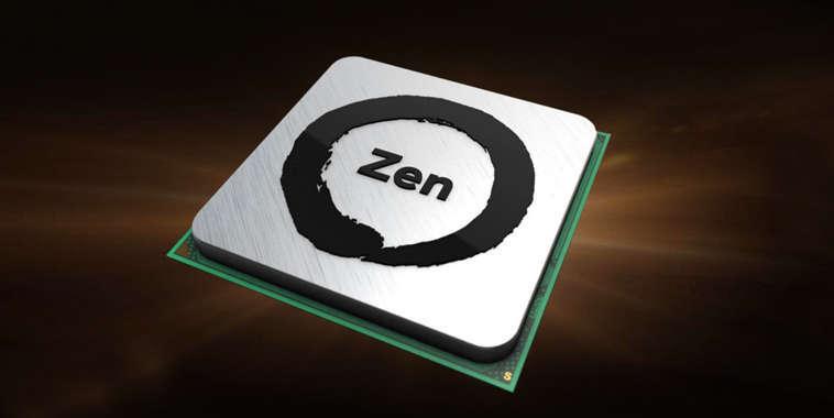 AMD Zen Processor
