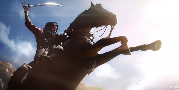 Dengan Kuda, Gameplay Battlefield 1 akan Jauh Berbeda dari Sebelumnya