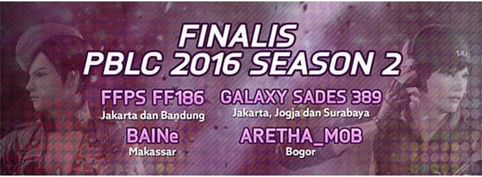 Finalis Point Blank Ladies Championship Season 2