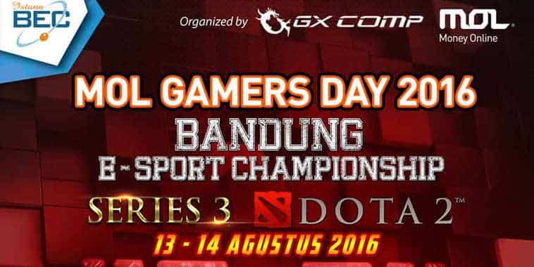 MOL Gamers Day 2016