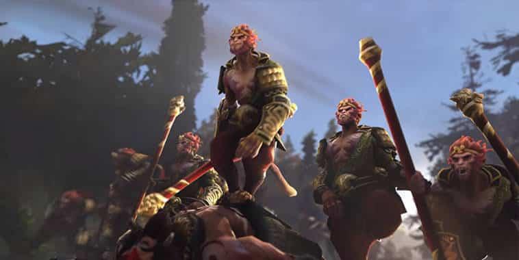 INI Dia Spoiler Skill dari Monkey King, Hero Baru DotA 2