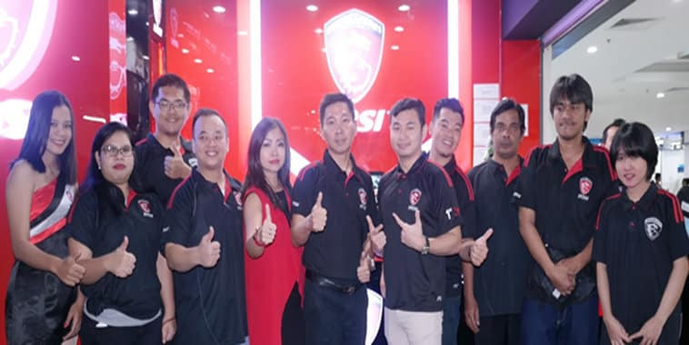 MSI Store Launch