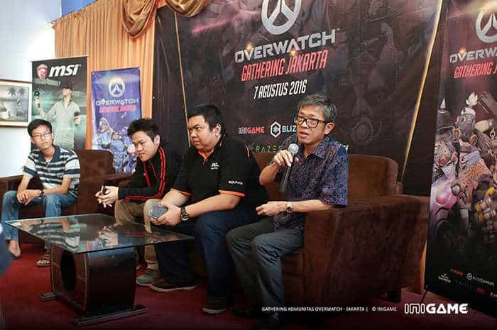 overwatch gathering talkshow
