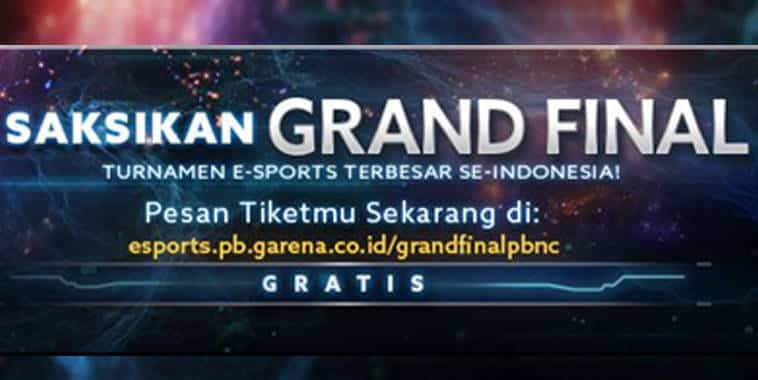 Final Point Blank National Competition 2016 Berhadiah Uang Tunai 1.5 Milliar Rupiah