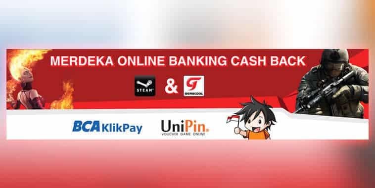 UniPin - Cashback