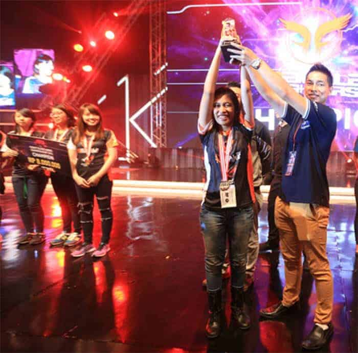 point blank ladies championship 2016 seasons 2 female fighters