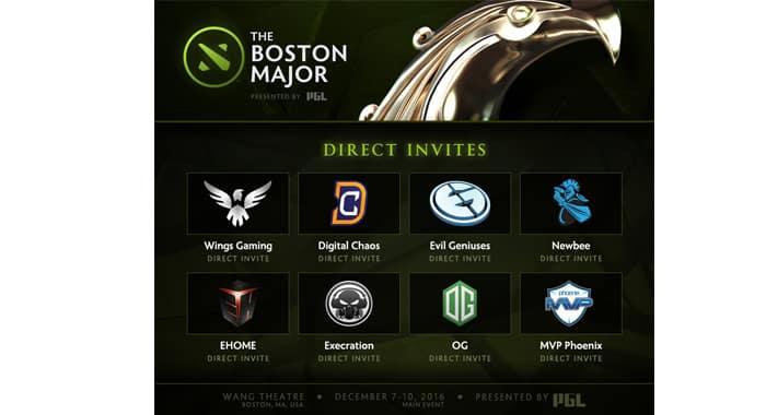 the boston major direct invite