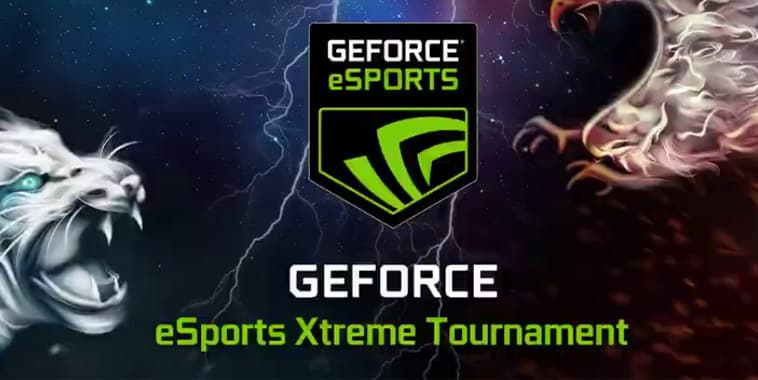 gext geforce esports xtreme tournament
