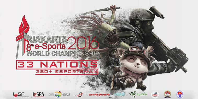 iesf 8th world championship 2016