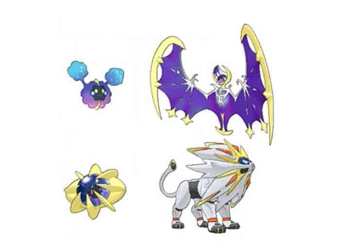 INI 5 Hal Menarik dari Datamine Demo Pokemon Sun & Moon