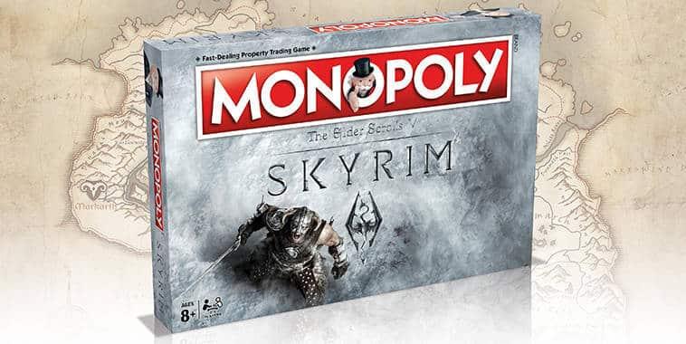 monopoly skyrim edition