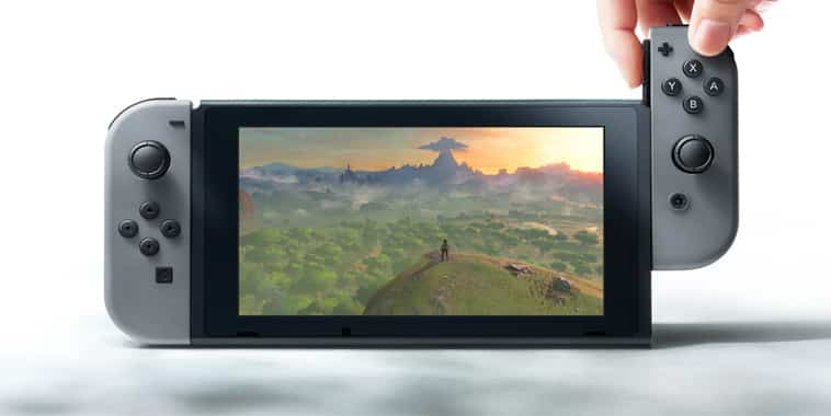 nintendo switch tegra