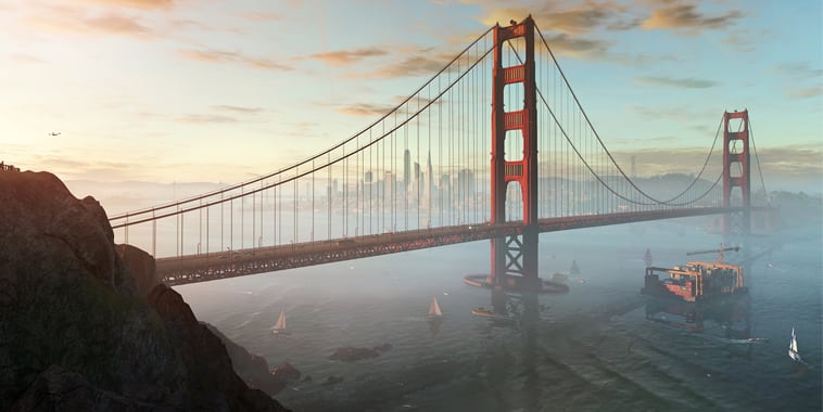 San Fransisco - Watch Dogs 2