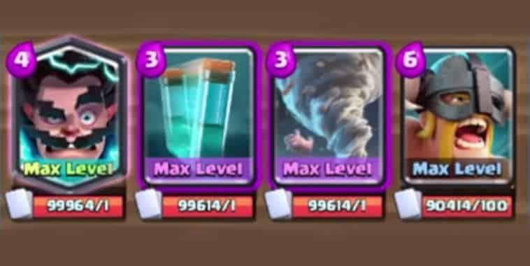 4 bocoran kartu baru clash of royale