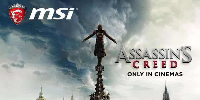 assassins creed movie