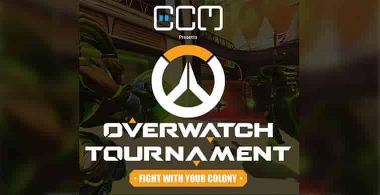 colony overwatch tournament