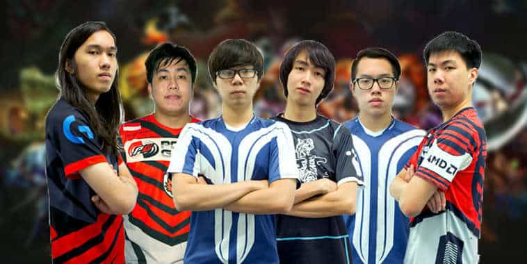 league of legends indonesia garena all star 2016