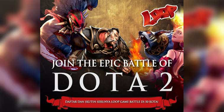 loop games competition the epic battle of dota 2