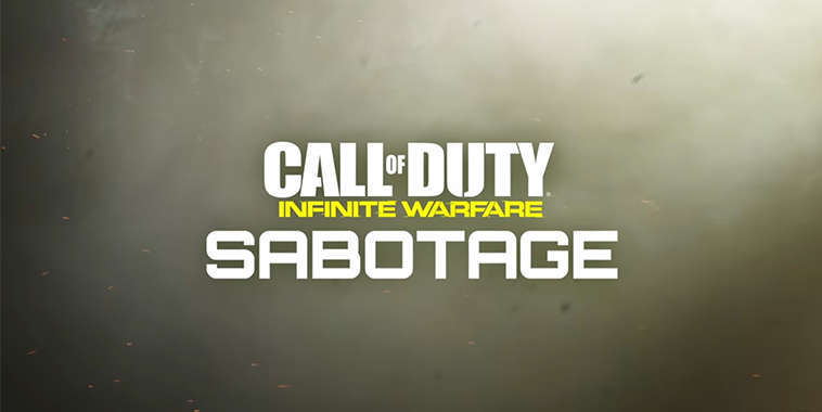 call of duty infinite warfare dlc sabotage