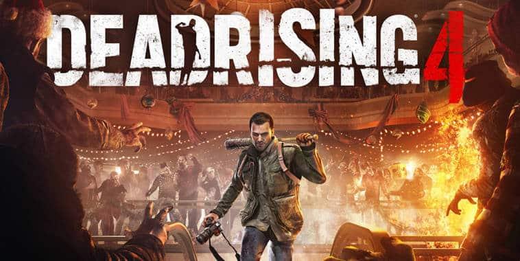 dead rising 4 logo