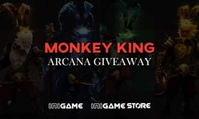monkey king arcana giveaway