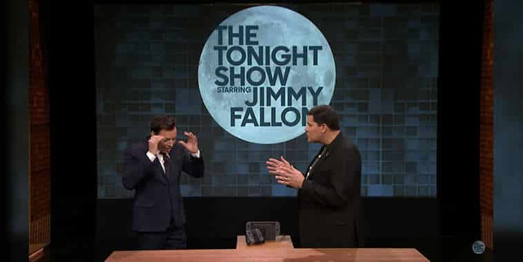 jimmy fallon the tonight show nintendo switch