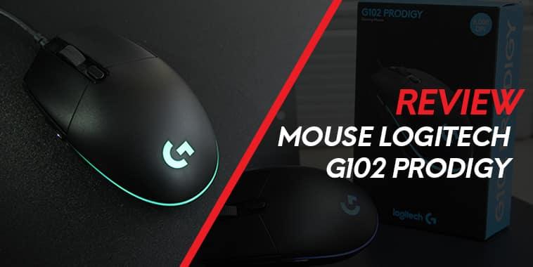 Logitech G102 Prodigy Review